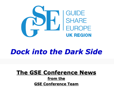 GSE Conference Newsletter