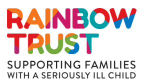 Image for Rainbow Trust